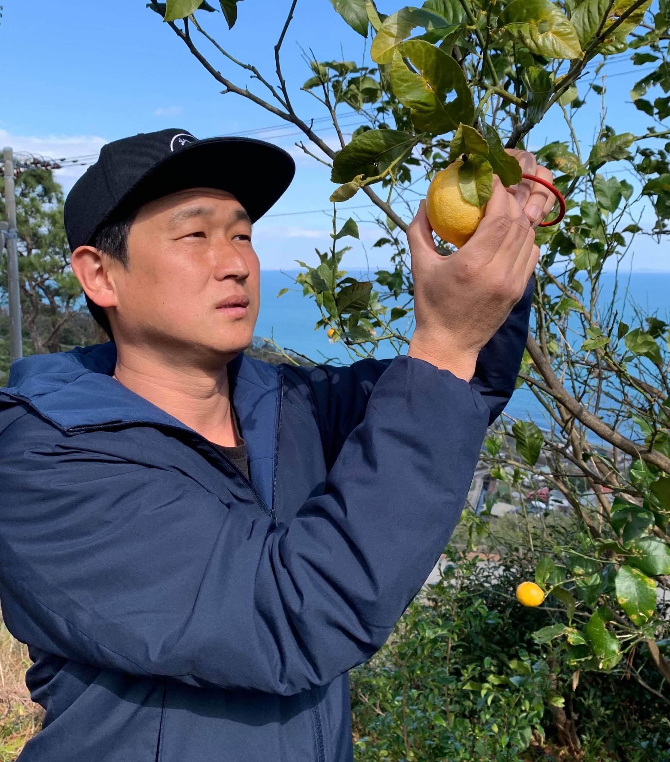 SBCast.#35 日本の食を守る(西湘うみかぜふぁーむ 矢郷史郎さん)